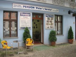 Pension Berlin Pension Peters Service picture 1